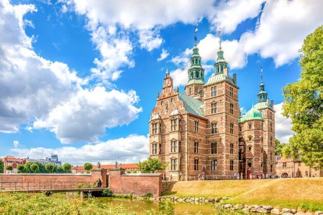 Visiter le Château de Rosenborg à Copenhague : billets, tarifs, horaires