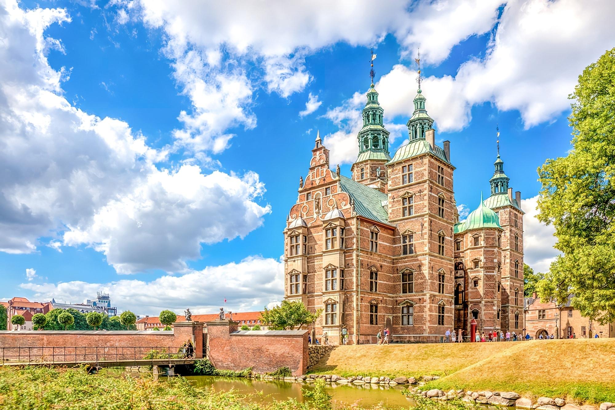 Visiter le château de Rosenberg à Copenhague : billets, tarifs, horaires