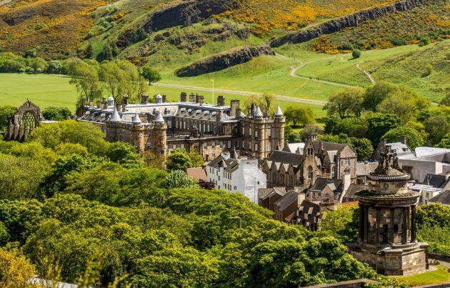 Visiter le Palais de Holyrood à Edimbourg : billets, tarifs, horaires