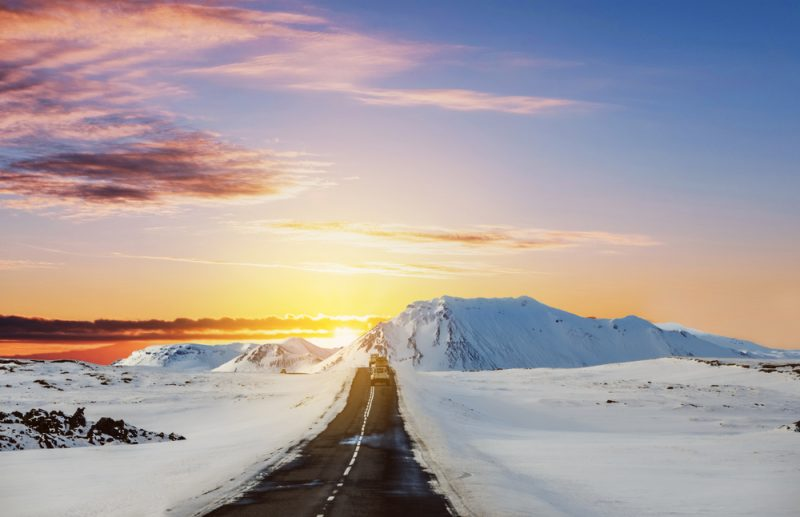Visiter l'Islande en hiver