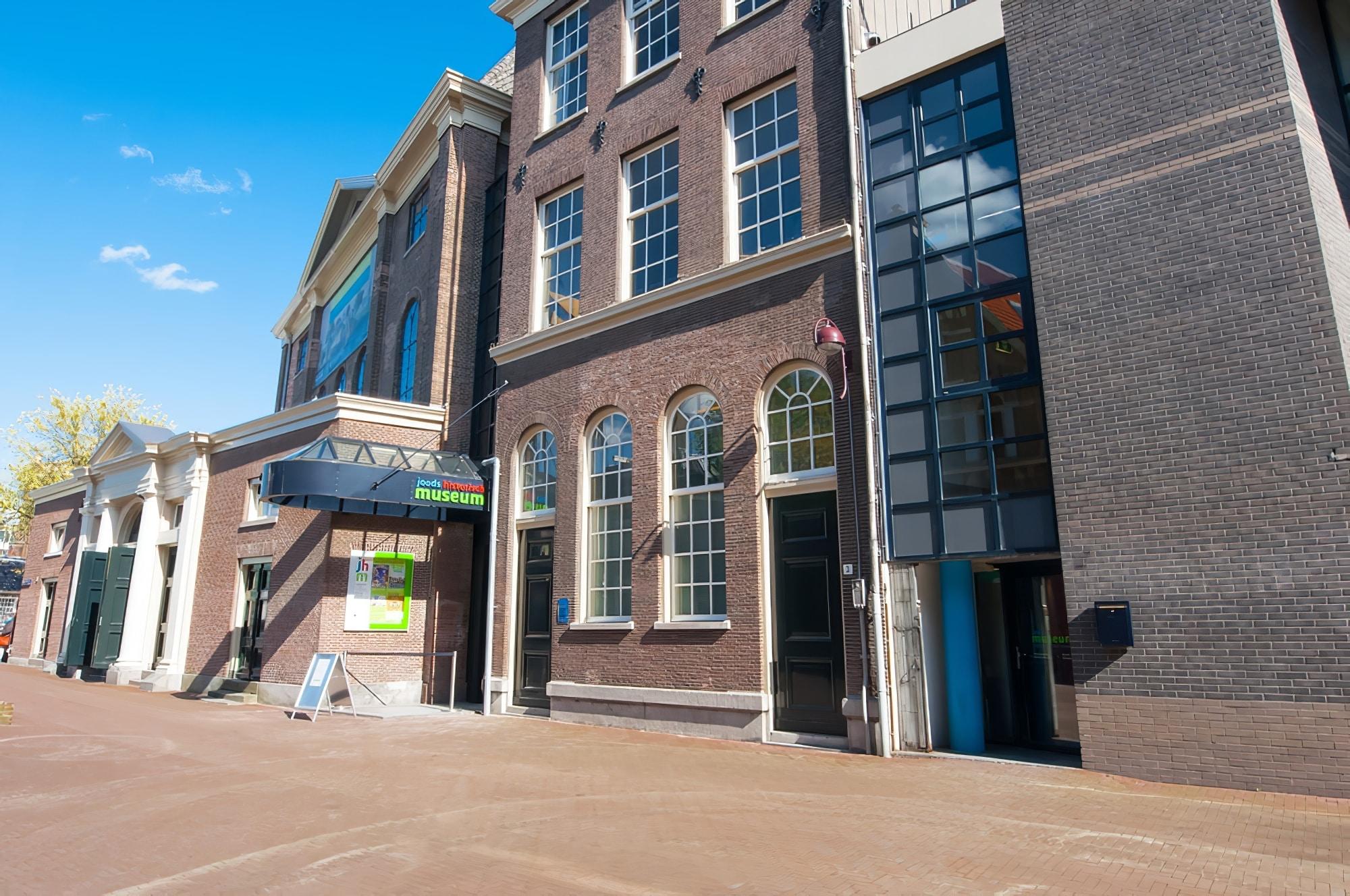 Visiter le Musée historique Juif à Amsterdam