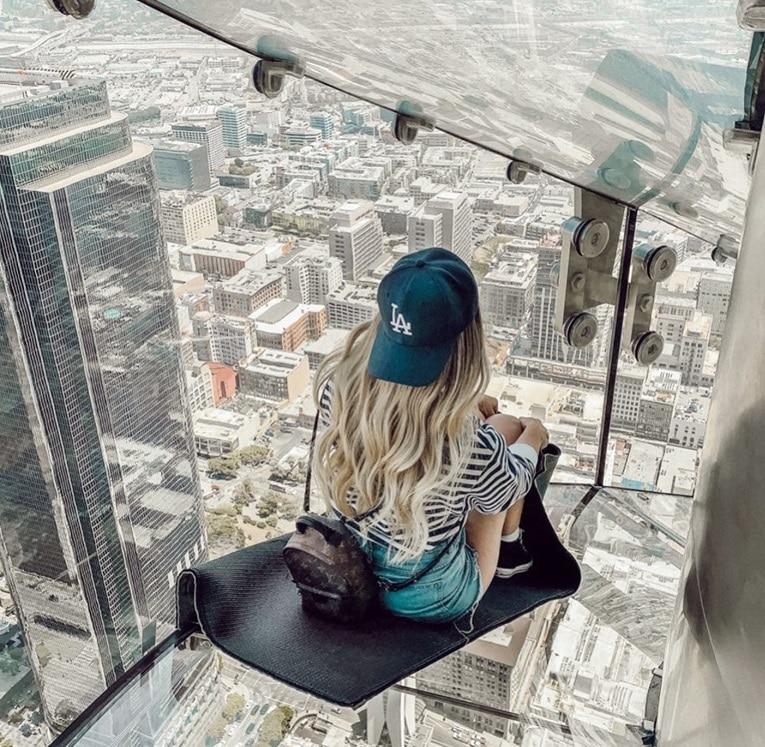 Que voir et faire à l'Oue Skyspace Los Angeles