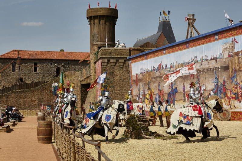 Visiter le Puy du Fou en Vendée