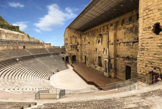 Visiter le Théâtre antique d'Orange : billets, tarifs, horaires