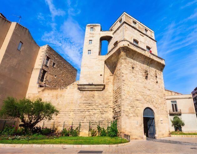Visiter la Tour de la Babote à Montpellier : billets, tarifs, horaires