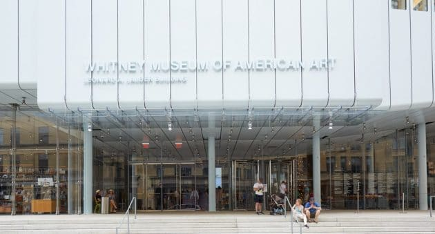 Visiter le Whitney Museum à New-York