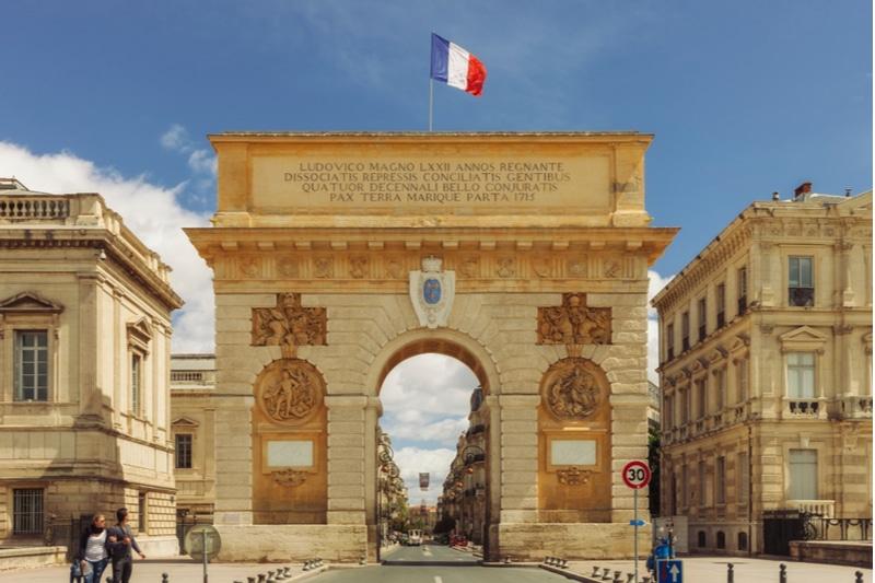 Que voir et faire à l'Arc de Triomphe de Montpellier ?