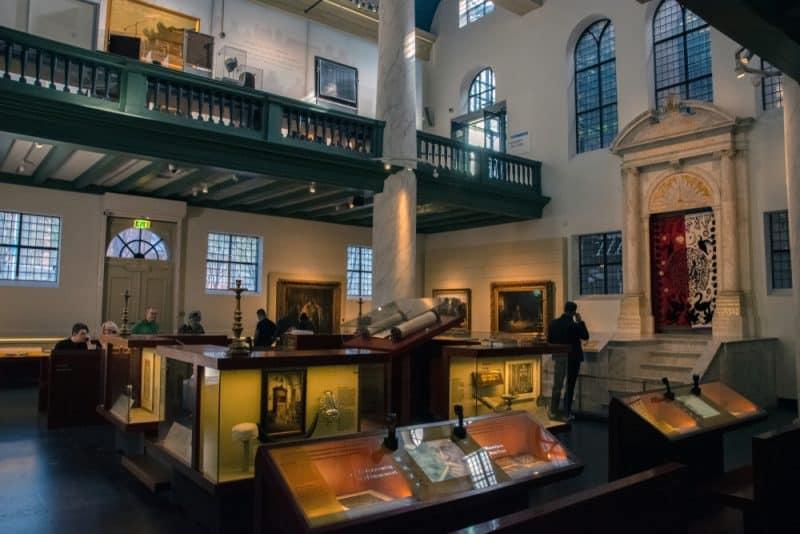 Que voir et faire au Musée historique juif à Amsterdam ?