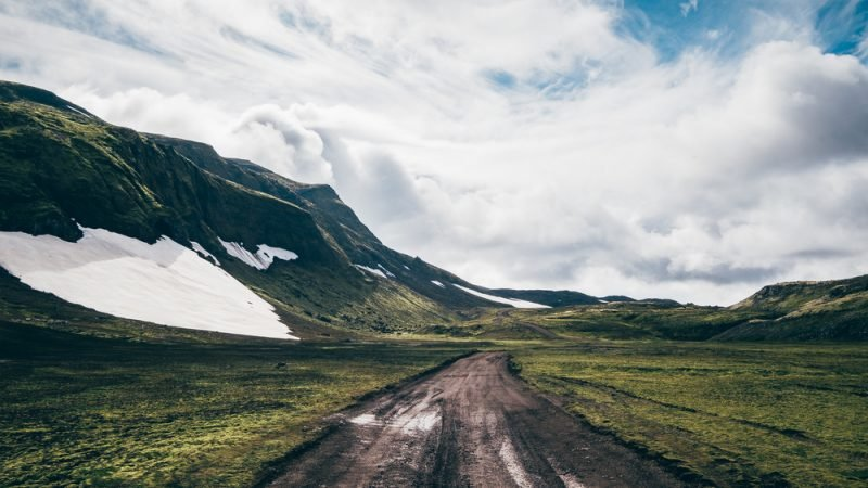 Région Westfjord, Islande