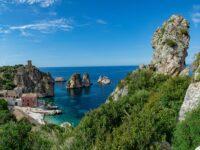 Zingaro en Sicile paysage