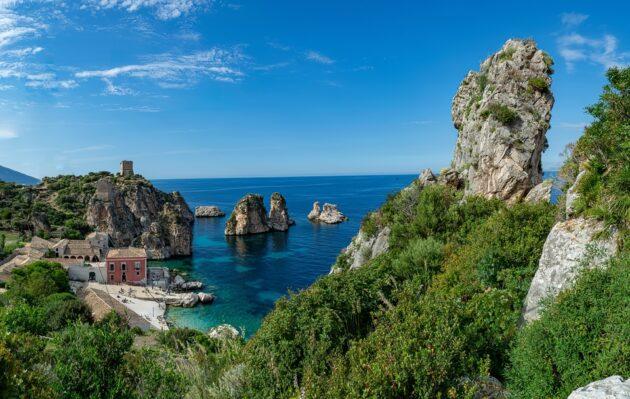 Visiter la réserve naturelle de Zingaro en Sicile : billets, tarifs, horaires