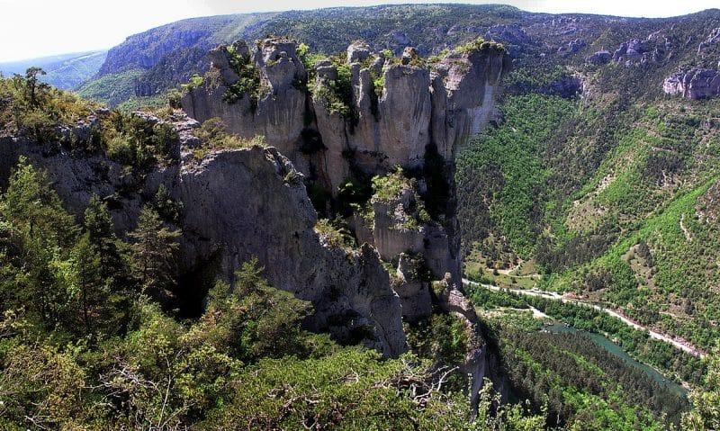 Escalade  Saint-Pierre-des-Tripiers