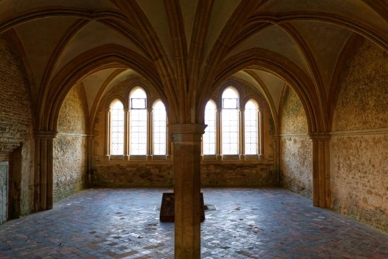 abbaye de lacock angleterre