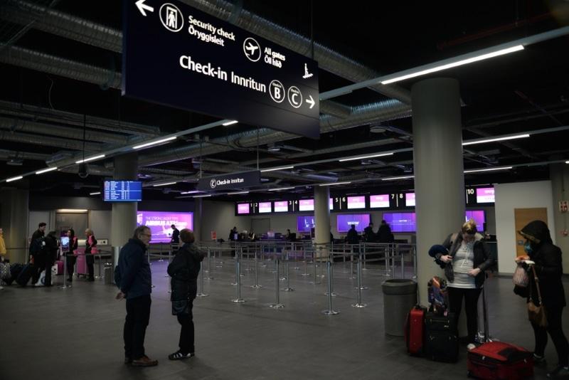 aeroport keflavik est il ouvert la nuit