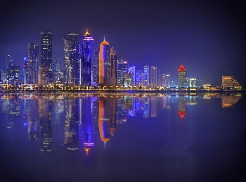 al dafna ou loger au qatar