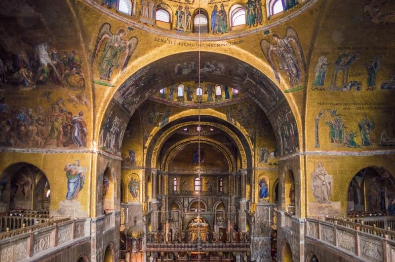 autel basilique venise