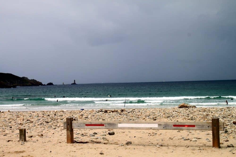 Baie des Trépassés, Bretagne, plage