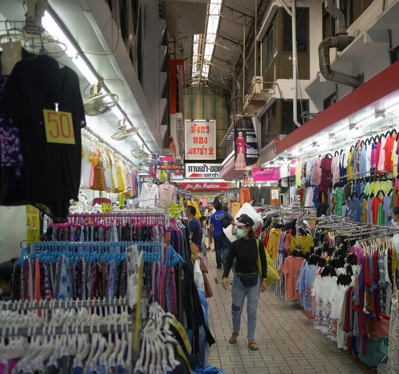 baiyoke shooping bangkok