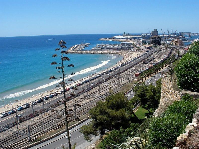 Balcon de la Méditerranée, Tarragone