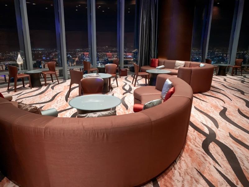bar lounge visiter tour burj khalifa