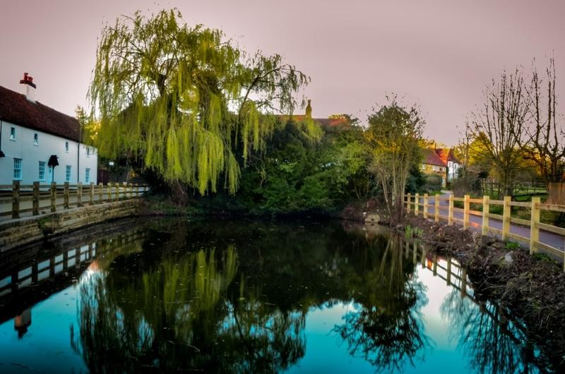canal ville de stevenage