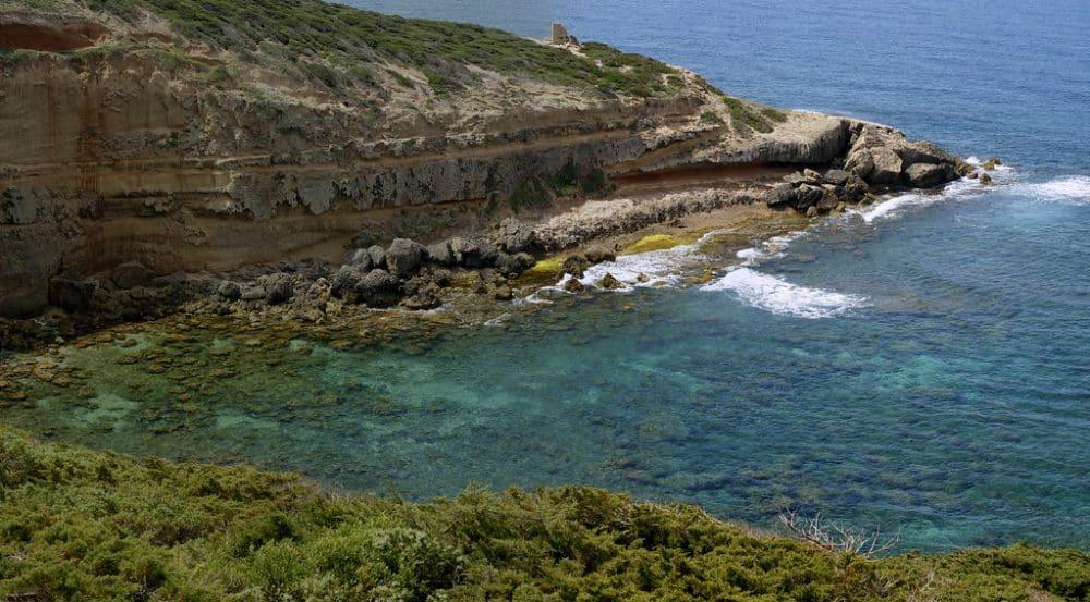 Côte de Capo Mannu
