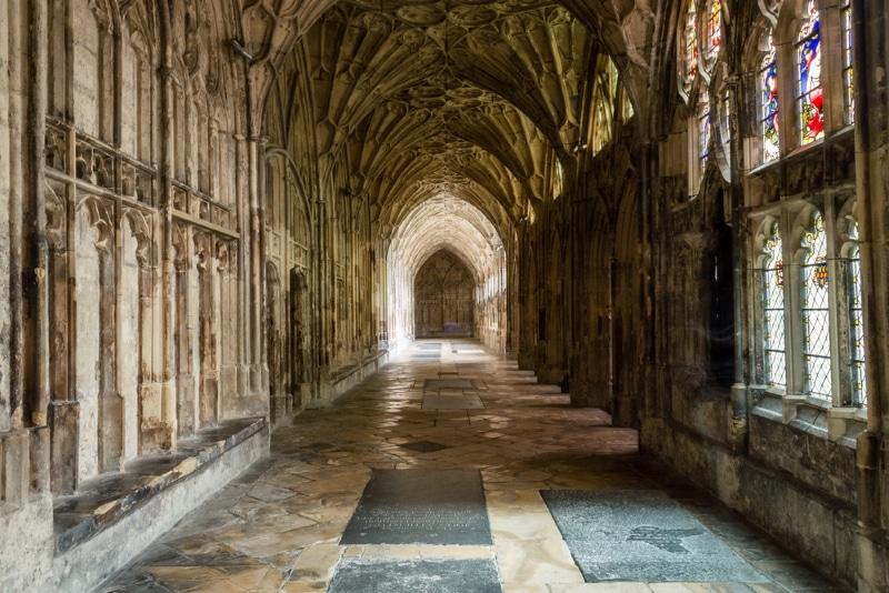 cathedrale de gloucester interieur