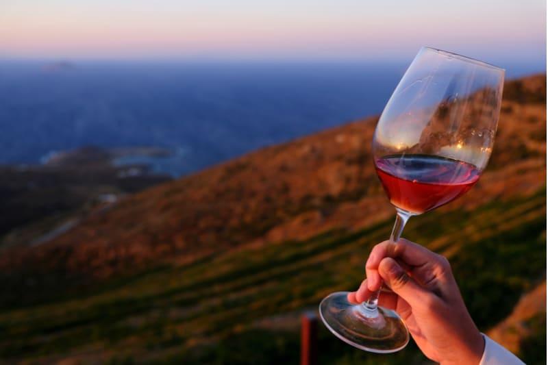 Domaine viticole Chrysoloras, Sérifos