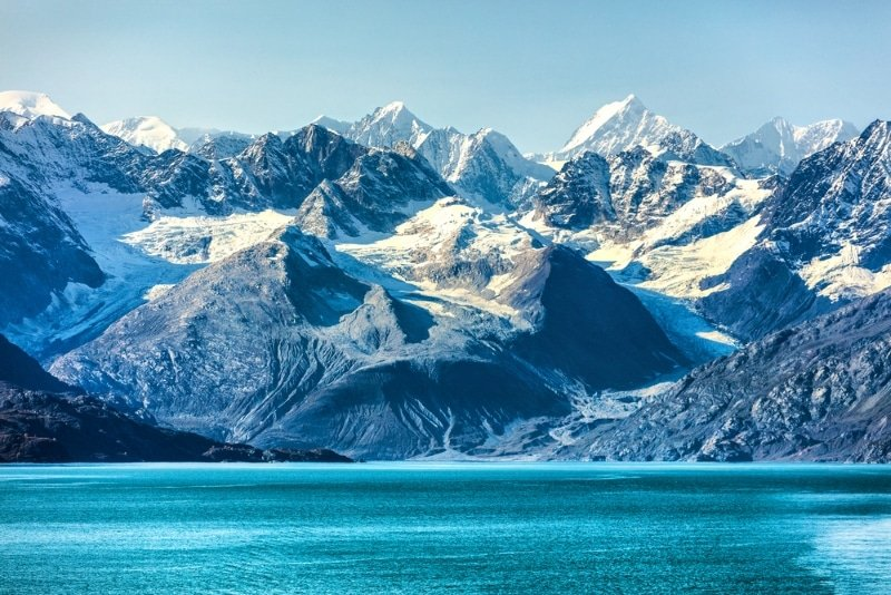 croisiere lacs glacier visiter alaska
