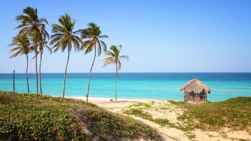 cuba plage paradis