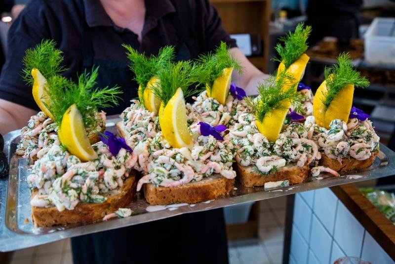 cuisine danemark copenhague sandwich traditionnel