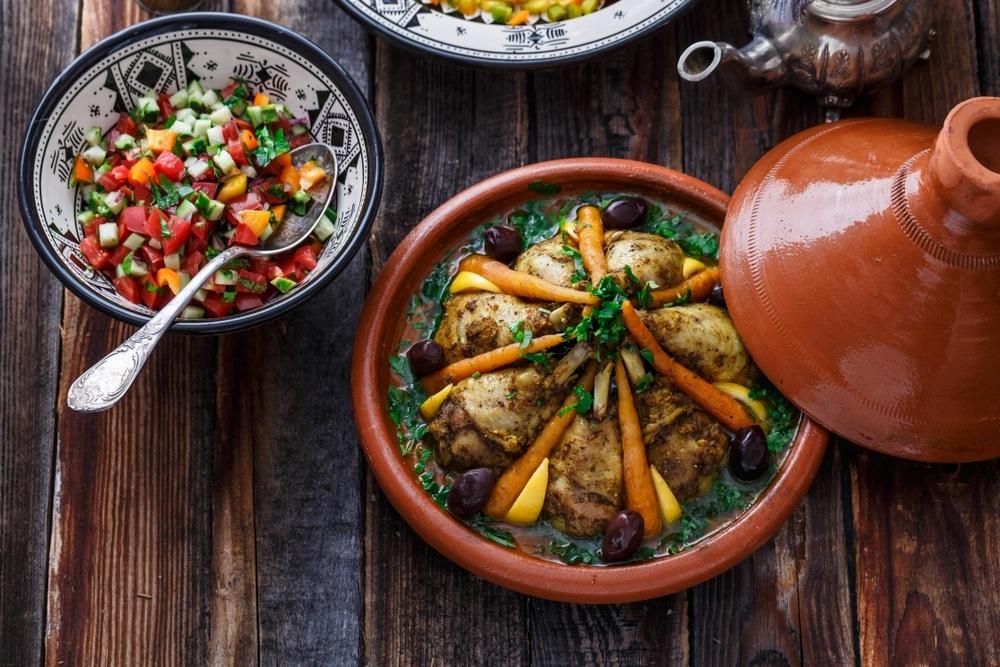 cuisine maroc gastronomie du monde
