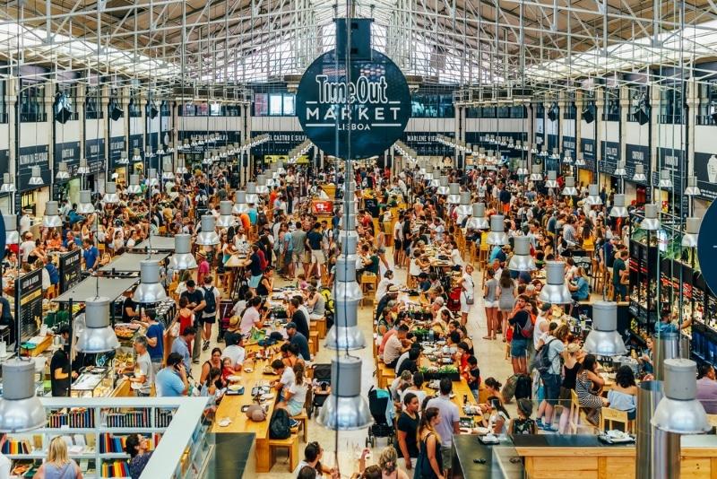 cuisine portugal halles de restaurant lisbonne