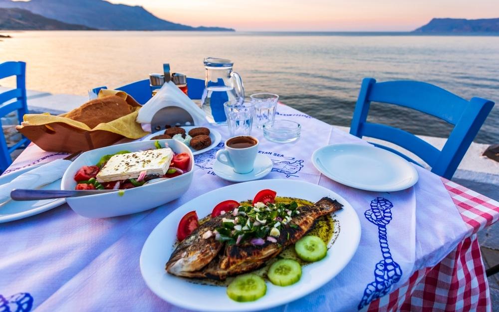dorade cuisine grecque