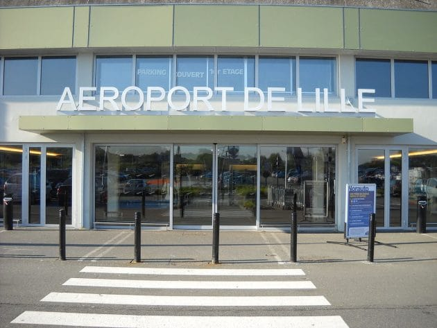 Où dormir près de l'aéroport de Lille ?