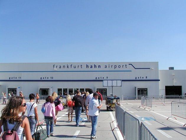 Où dormir près de l'aéroport de Francfort-Hahn ?