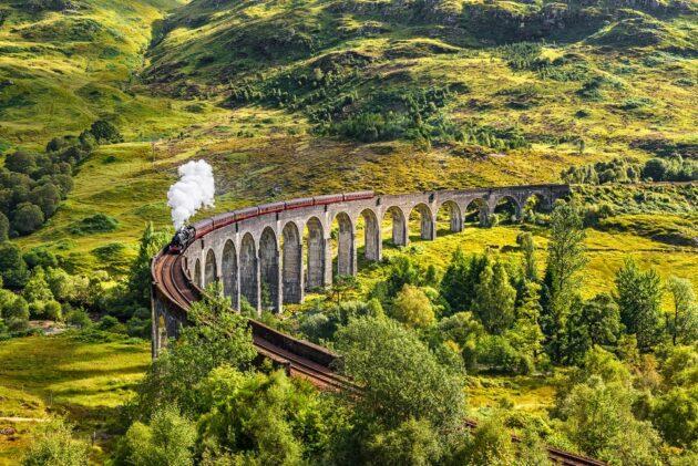 Visiter 19 lieux de tournage de la saga Harry Potter