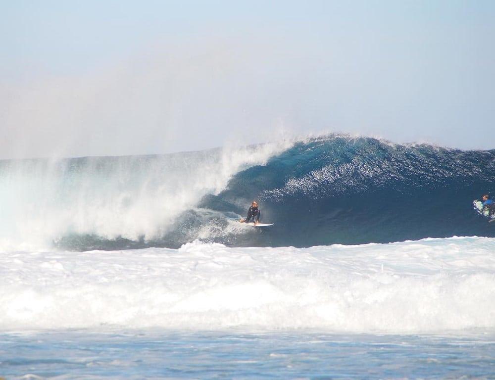 surfeur lanzarote