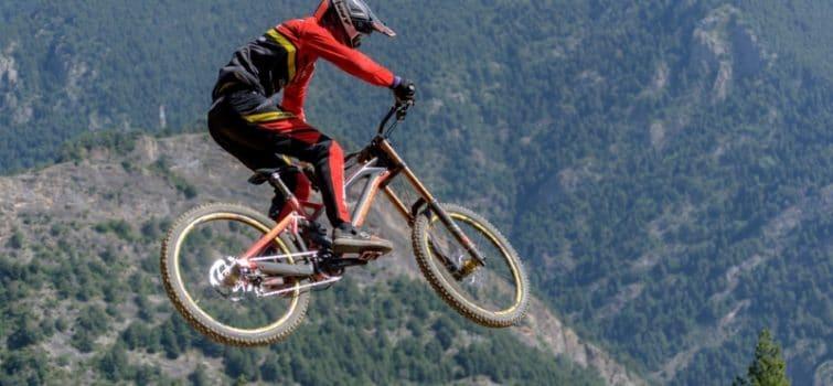 faire du vtt dans les pyrenees a vallnord andorre