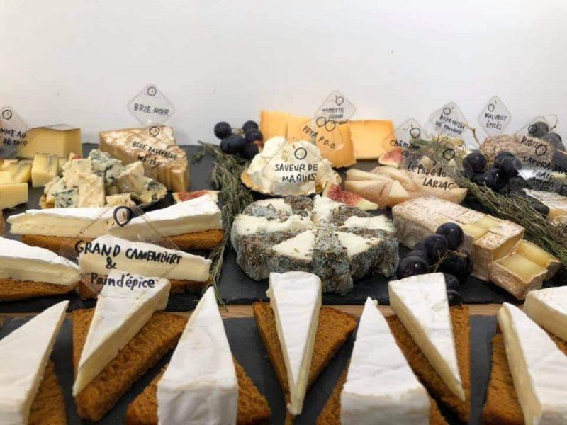 Salon du fromage Hisada, Paris