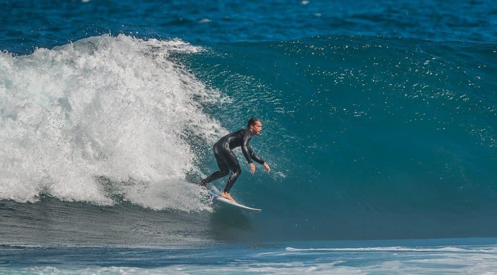 Surfeur, Fuerteventura