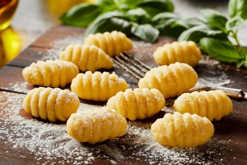 gnocchi cuisine italienne a ischia