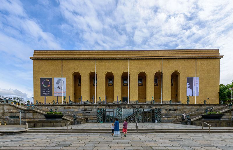 goteborg musee beaux arts
