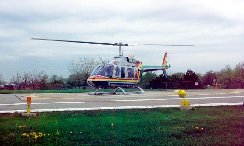 Tour hélicoptère Niagara