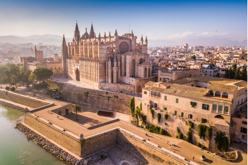 Histoire de la Cathédrale de Palma