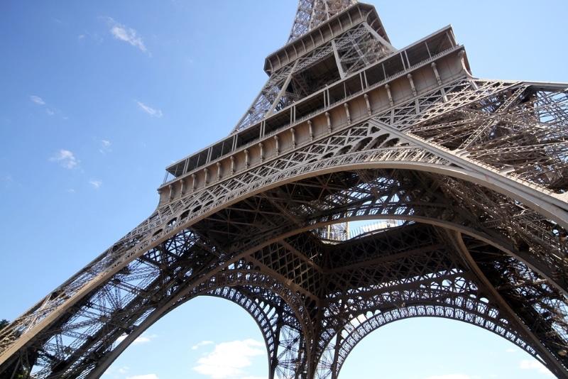 histoire de la tour eiffel a paris