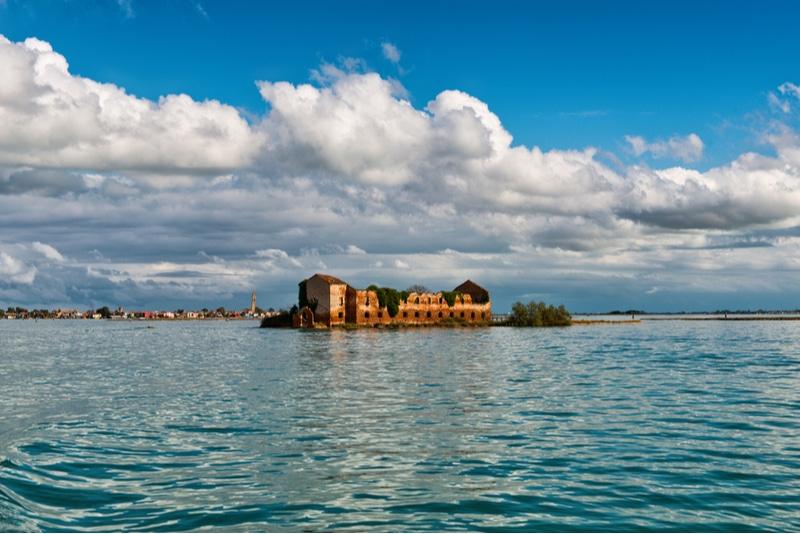 Lagon à Venise