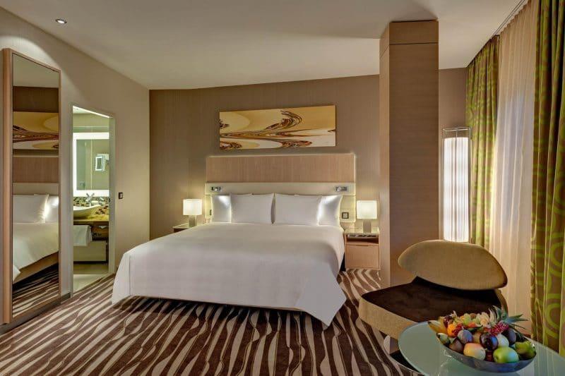Hôtel Hilton, aéroport Francfort le Main