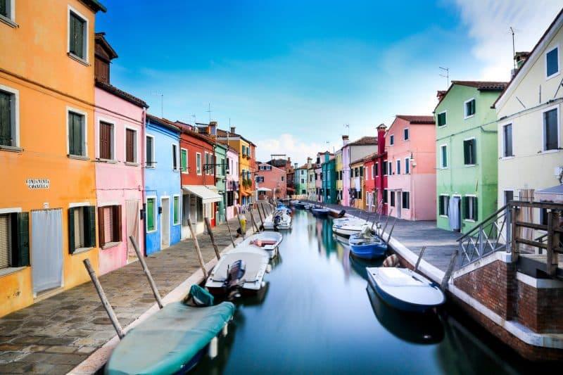 Île de Burano, Venise