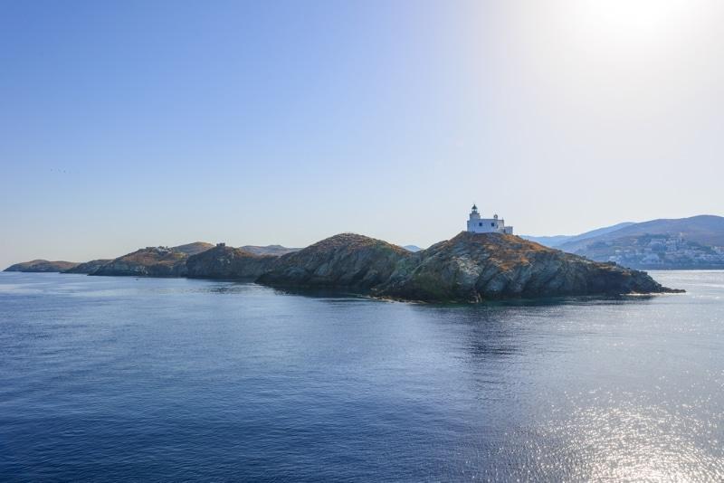 ile de kea en grece observation des oiseaux
